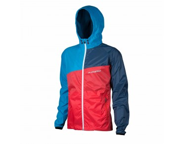 PLATZANGST AIRY windbreaker red