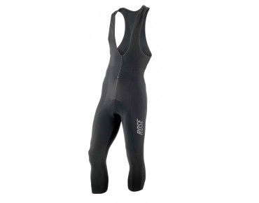 ROSE CYW 3/4-length thermal bib tights black