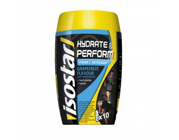Isostar Hydrate & Perform Drink Getränkepulver grapefruit