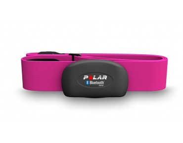 Polar H7 heart rate sensor set Bluetooth® Smart 4.0 pink