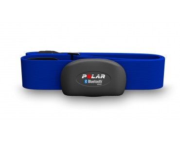 Polar H7 heart rate sensor set Bluetooth® Smart 4.0 blue