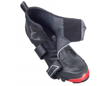 ROSE RWS 03 winter MTB shoes black/red