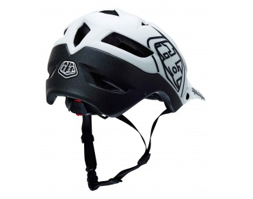 Troy Lee Designs A1 MTB-Helm white