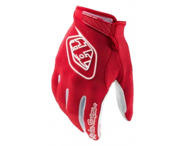 Troy Lee Designs AIR full finger gloves red