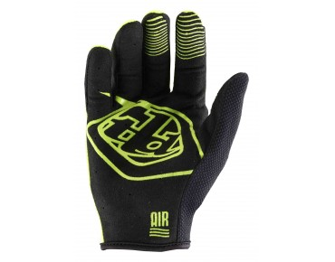 Troy Lee Designs AIR full finger gloves flo yellow