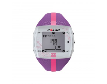 Polar FT7 Trainingscomputer lila/pink