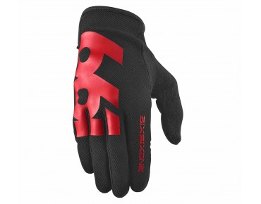 SIXSIXONE COMP Langfinger Handschuhe black/red