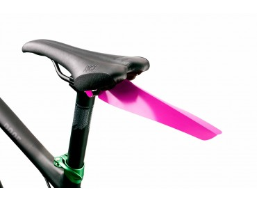 Velox clip-on mudguard pink