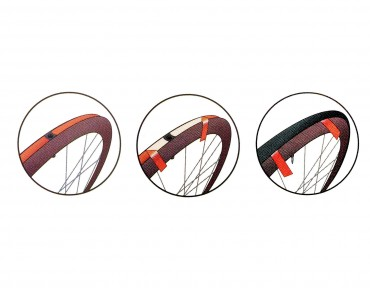 Velox Jantex 14 tubular tape for carbon rims