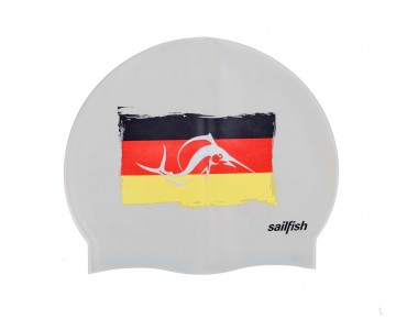 sailfish Silikon Cap Badekappe Germany