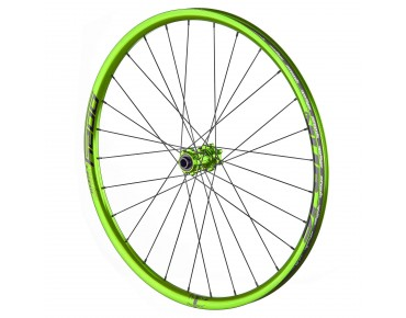 Spank Oozy Trail 295 Bead Bite Disc MTB-Laufradsatz emerald green