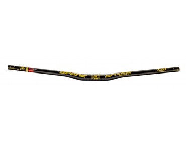Spank Spike 800 Race Vibrocore handlebar black/yellow