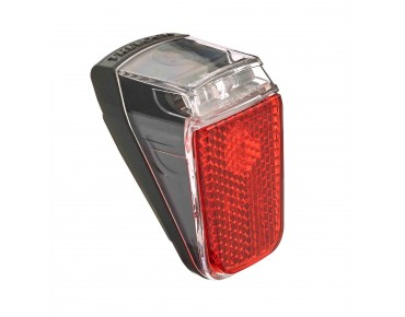 Trelock Duo Top LS 633 dynamo rear light black