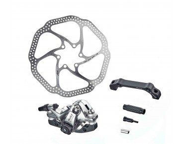 Avid BB7 Road SL mechanical disc brake grau