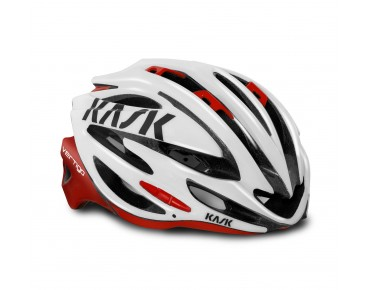KASK VERTIGO 2.0 road helmet white/red