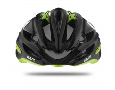 KASK VERTIGO 2.0 road helmet black/lime
