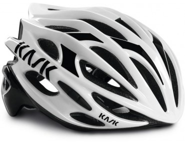 KASK MOJITO road helmet white/black