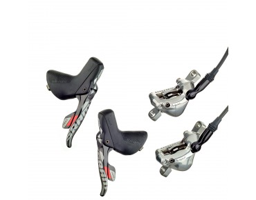 SRAM Red 22 hydraulic disc brake/shift lever combination