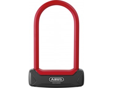 ABUS Granit Plus 640 U-lock red