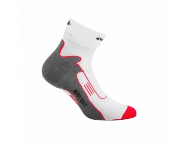 CRAFT WARM BIKE Socke white