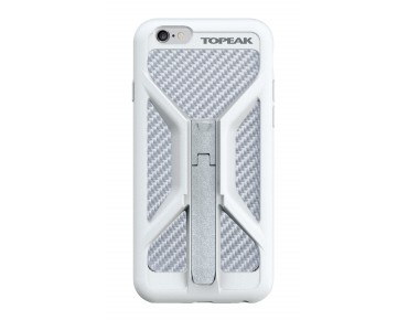 Topeak RideCase for iPhone  6/6S & 6/6S Plus white