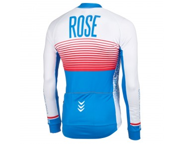 HIGH END thermal long-sleeved jersey  blue/white/red