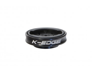 K-Edge Garmin Gravity Cap stem mount black