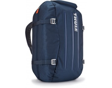 Thule Crossover 40L Duffel Pack travel bag/ and backpack blue