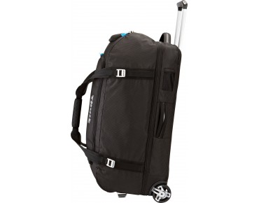 Thule Crossover 87L Rolling Duffel travel bag black