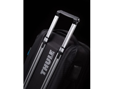 Thule Crossover 87L Rolling Duffel travel bag schwarz