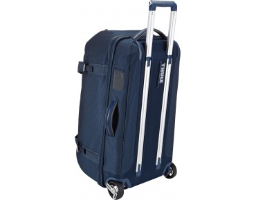 Thule Crossover 87L Rolling Duffel travel bag blau