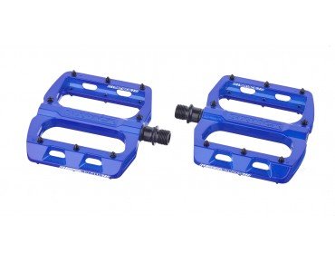 Sixpack Menace 2.0 pedals blue