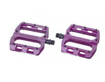 Sixpack Menace 2.0 pedals purple
