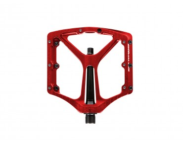 Sixpack Skywalker-2 Pedal mit CroMo-Achse rot