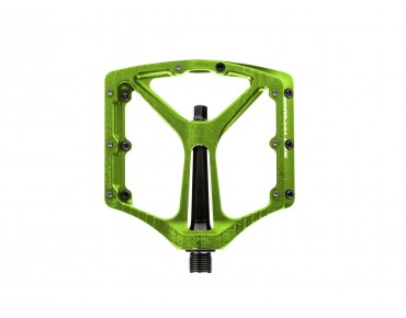 Sixpack Skywalker-2 Pedal mit CroMo-Achse electric green