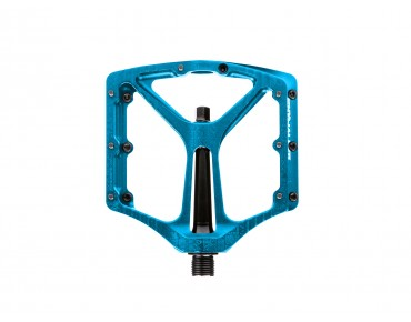Sixpack Skywalker-2 Pedal mit CroMo-Achse light blue