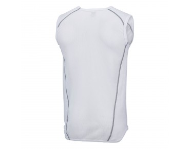 ROSE MESH III sleeveless undershirt white