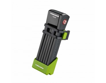 Trelock FS 200 Two.Go folding lock green