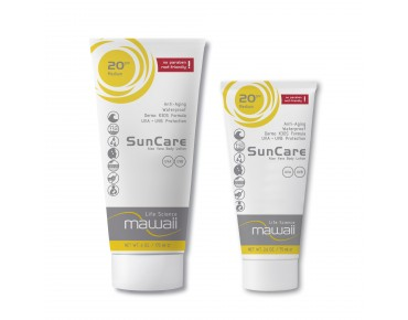 mawaii SunCare Outdoor sun protection SPF 20