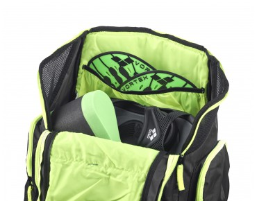 Arena Spiky 2 Large Backpack Rucksack fluo yellow