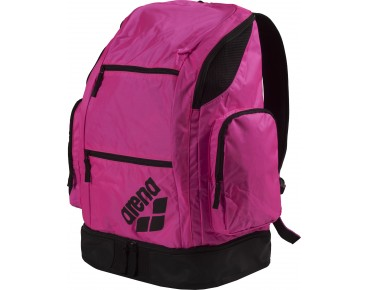 Arena Spiky 2 Large Backpack Rucksack fuchsia