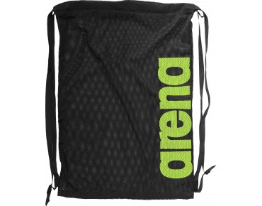 Arena Fast Mesh bag fluo yellow