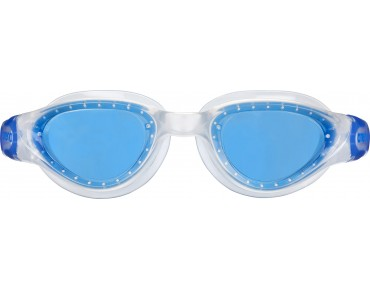 Arena Cruiser Soft swimming goggles transparent/blue lens