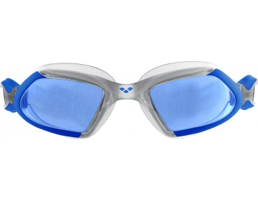 Arena Viper swimming goggles transparent/blaue Scheibe