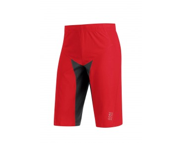 GORE BIKE WEAR ALP-X PRO WS SO Shorts red