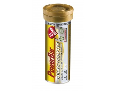 PowerBar 5 Electrolytes effervescent tablets Lemon Tonic Boost