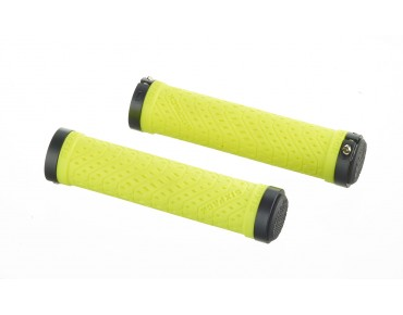 Sixpack K-Trix grips day-glo yellow