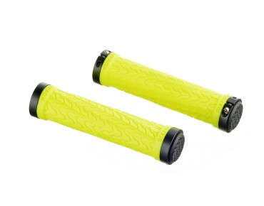 Sixpack S-Trix grips day-glo yellow