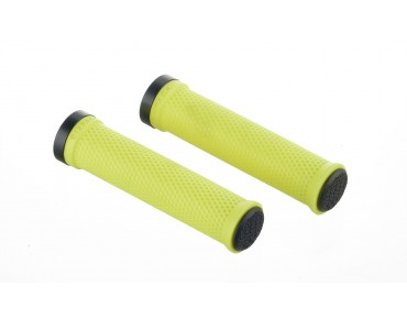 Sixpack M-Trix grips day-glo yellow