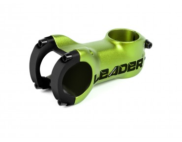 Sixpack Leader stem electric green